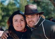 Do it adventure owners Tom & Gonca Holleman